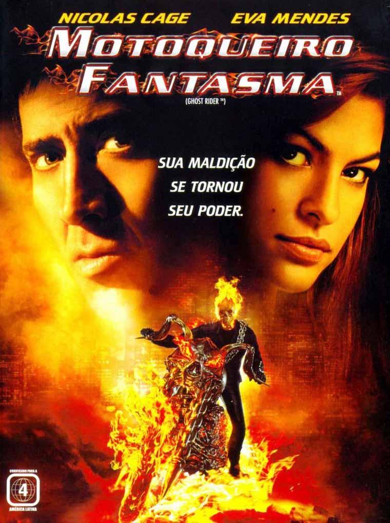 Motoqueiro Fantasma Torrent - Blu-ray Rip 720p e 1080p Dual Áudio (2007)