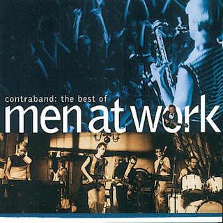 It's A Mistake by Men at Work (1983)
