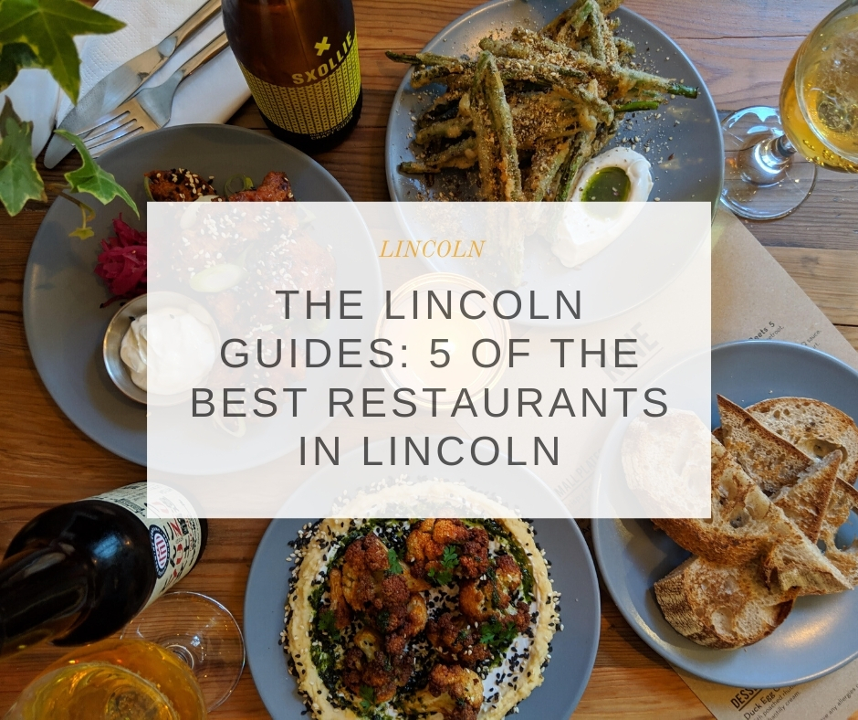 5 of the best restaurants in Lincoln