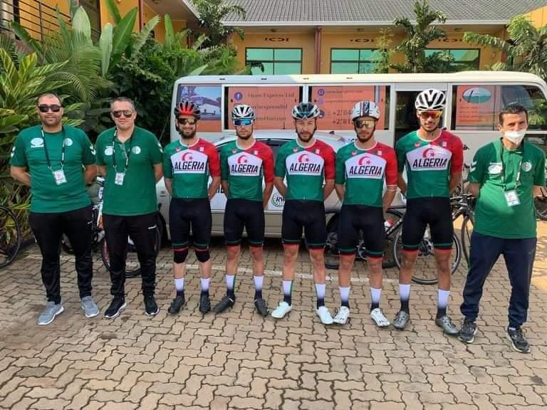 طواف رواندا لدراجات : سعيدي نسيم في المركز 18 في المرحلة الأولى