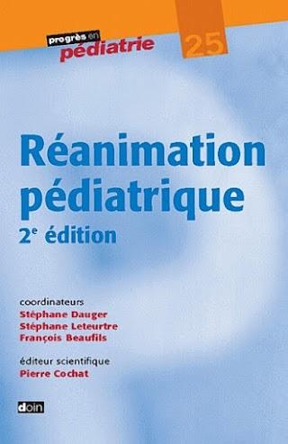 Réanimation pédiatrique 2éme édition