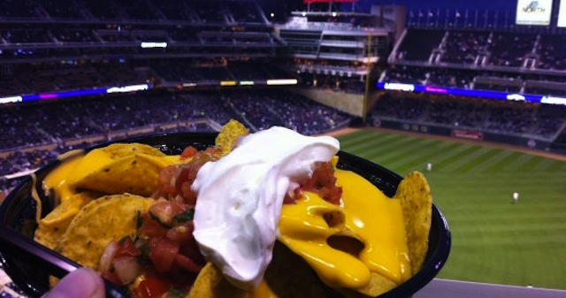 Ballpark Food Hijacks Your Brain