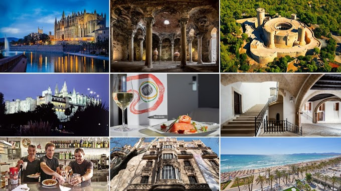 "Lo ""imperdible"" en un fin de semana en Palma, la capital balear"