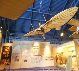 Primeros prototipos voladores del Science Museum