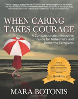 Mara Botonis is the author of When Caring Takes Courage
