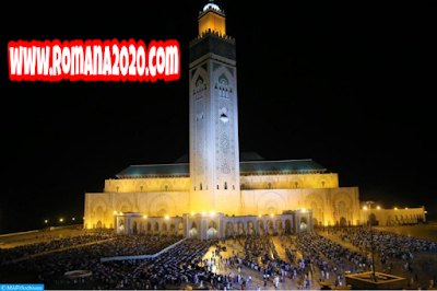 أخبار المغرب يغلق أبواب المساجد بالمملكة حتى إشعار آخر بسبب فيروس كورونا المستجد covid-19 corona virus