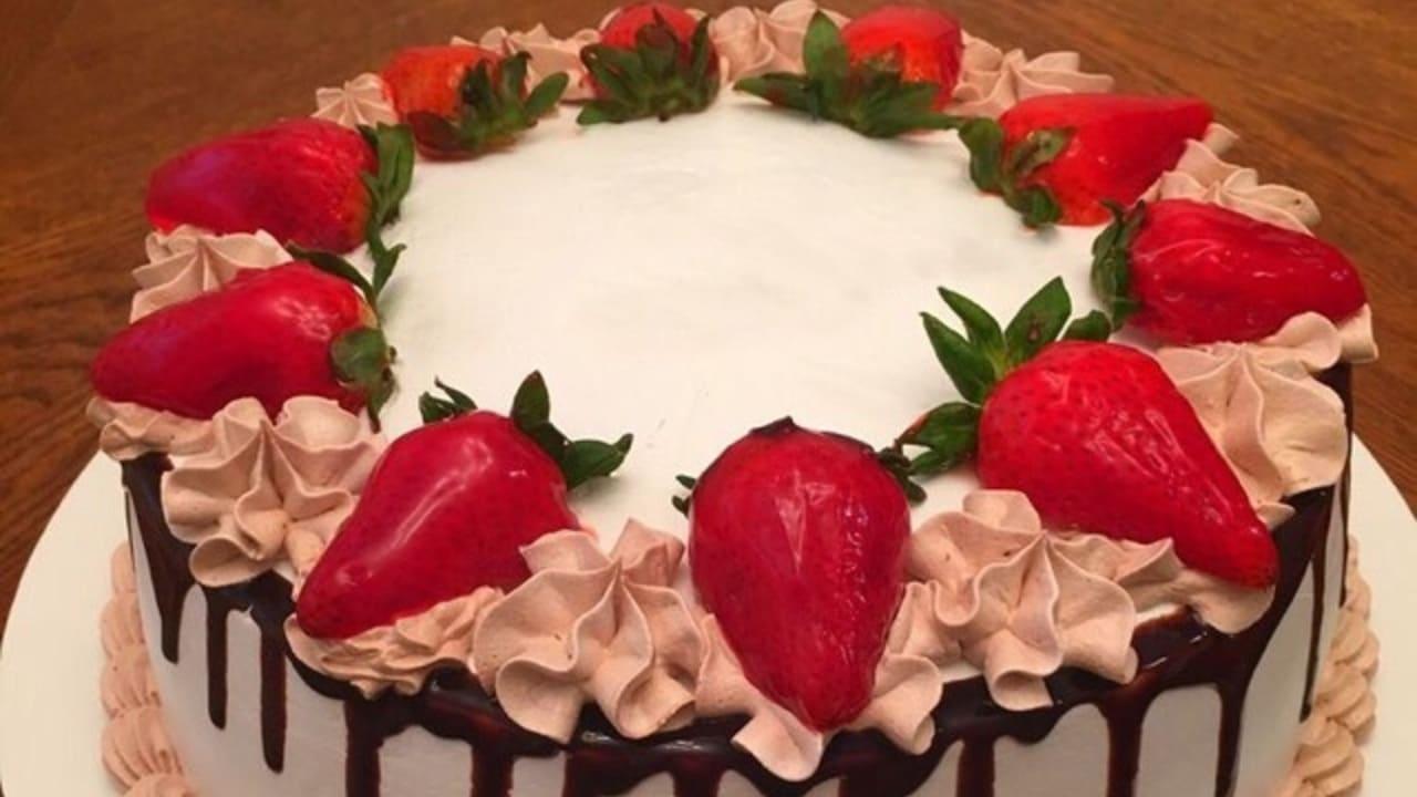 Resep Kue Tart Rasa Strawberry Untuk Natal