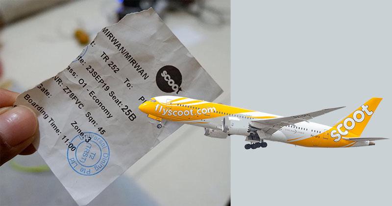 Gegara Kabut Asap, Nyawaku Hampir Melayang di Pesawat Scoot, kisah nyata, harga tiket pesawat scoot, promo harga tiket pesawat scoot