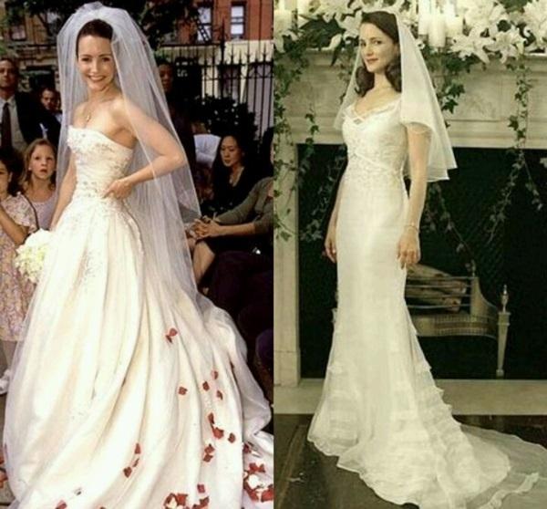 Mi vestido de novia nuevo