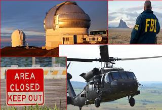 Explican el cierre del Observatorio de Nuevo Mexico a conspiración del FBI