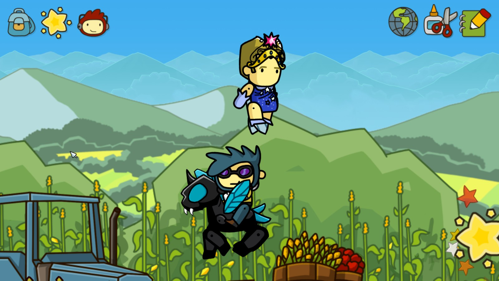 how to kill dinosaurs in scribblenauts