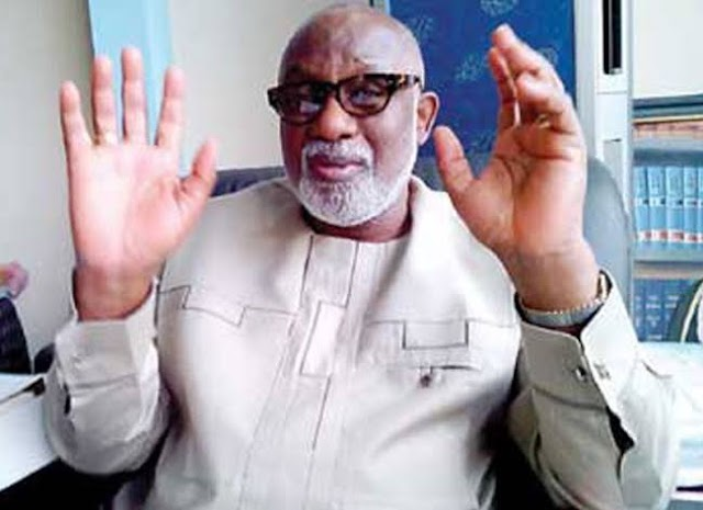 'Governor Akeredolu Be Watchful !' - Popular Nigerian Prophet Warns