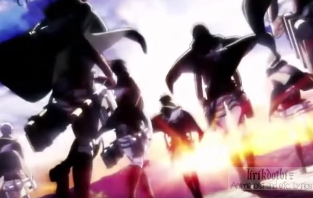 Name of Love Lyrics (Shingeki no Kyojin Season 3 Part 2 Ending