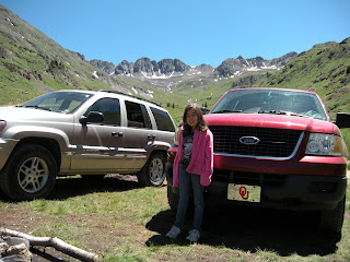 Sooner Mobile in the American Basin, Colorado