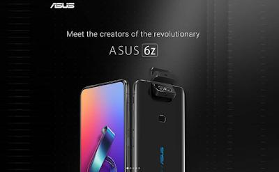Meet the creators of Asus 6Z - news
