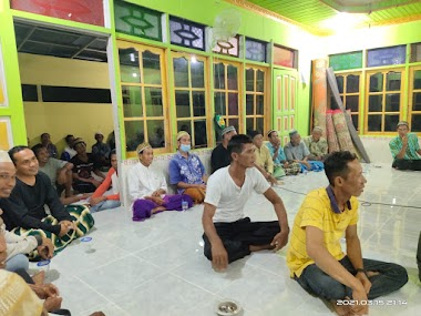 Pemilihan Ketua RT.09 Kelurahan Mantuil
