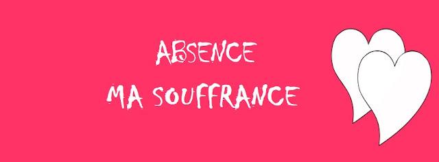 Ton absence est un poème d'amour