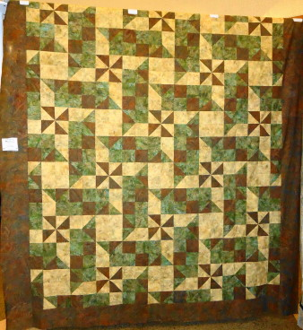 Diamond Daze Quilt Free Pattern
