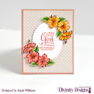 Stamp/Die Duos: Great Faith Dies: Twist & Pop with Layers, A2 Portrait Card with Layers, Matting Rectangle, Scalloped Ovals Paper Pads: Baby Girl