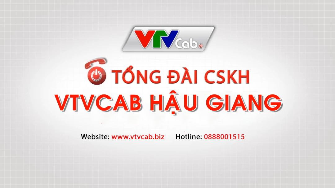 Tổng đài VTVCab Hậu Giang