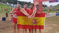 ATLETISMO - Yasemin Can sigue dominando en los Europeos de cross y el equipo español masculino logra la medalla de bronce
