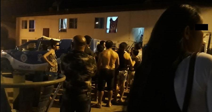 Homem suspeito de furto é dominado por populares em bairro de Juazeiro (BA)