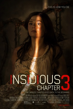 Insidious Chapter 3 (2015) 720p | 700MB | English BluRay