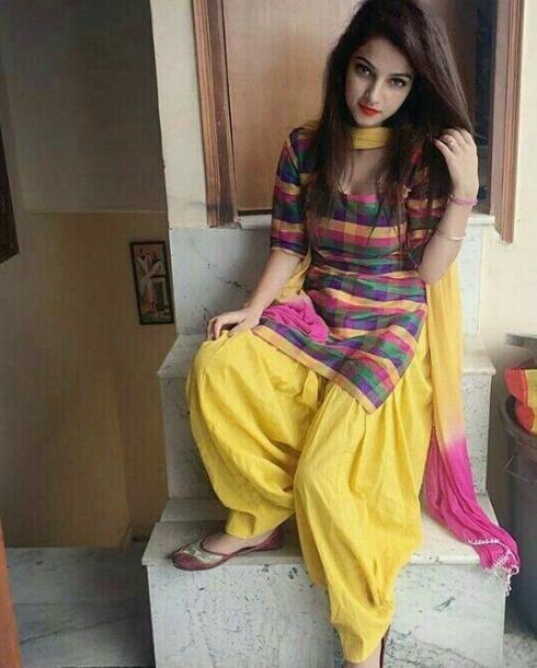 salwar kameej suite girl image download wallpaper