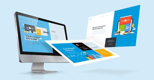 تصميم وانشاء مواقع الويب