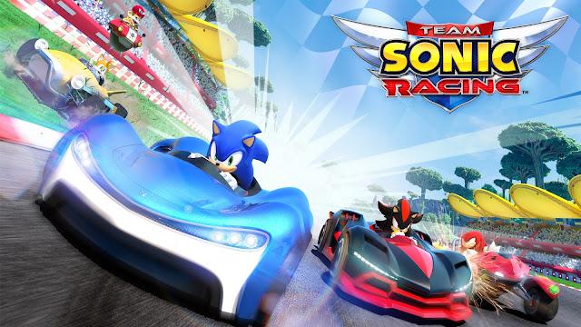 Team Sonic Racing PC ISO