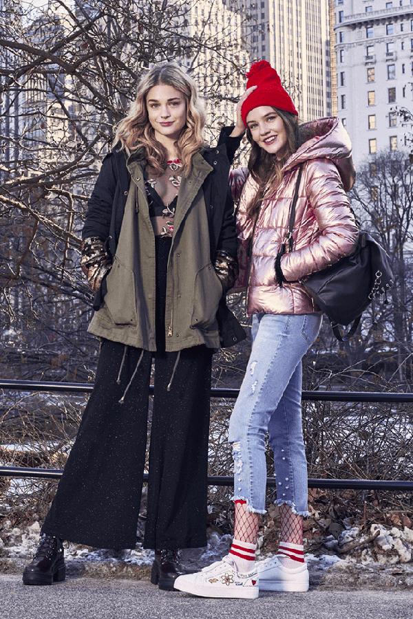 Moda otoño invierno 2018 ropa de mujer. Moda 2018.