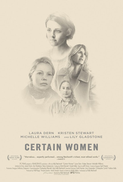 Certain Women (2016) ταινιες online seires oipeirates greek subs