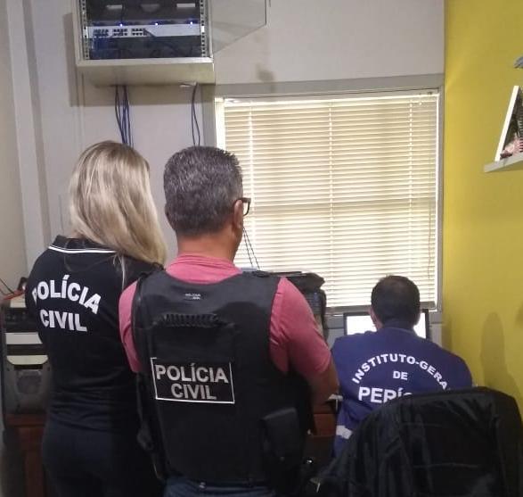 Polícia Civil prende pedófilo em Cachoeirinha
