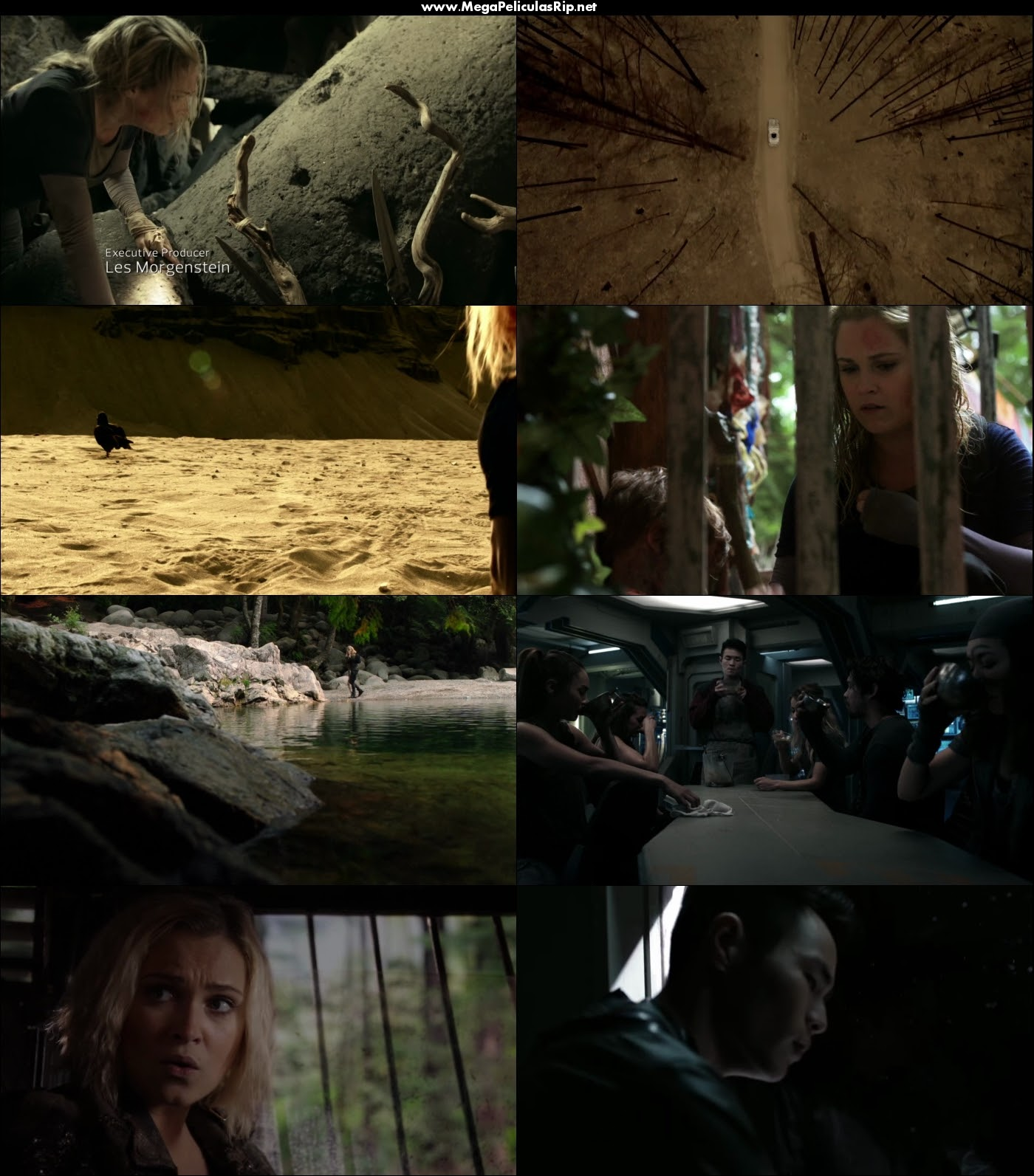 The 100 Temporada 5 1080p Latino