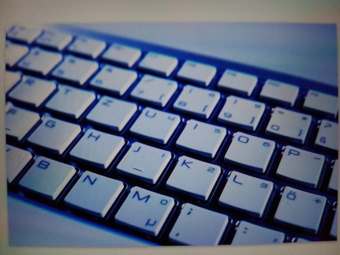 computer keyboard hardware লেখালেখির জন্য কম্পিউটারের সবচেয়ে