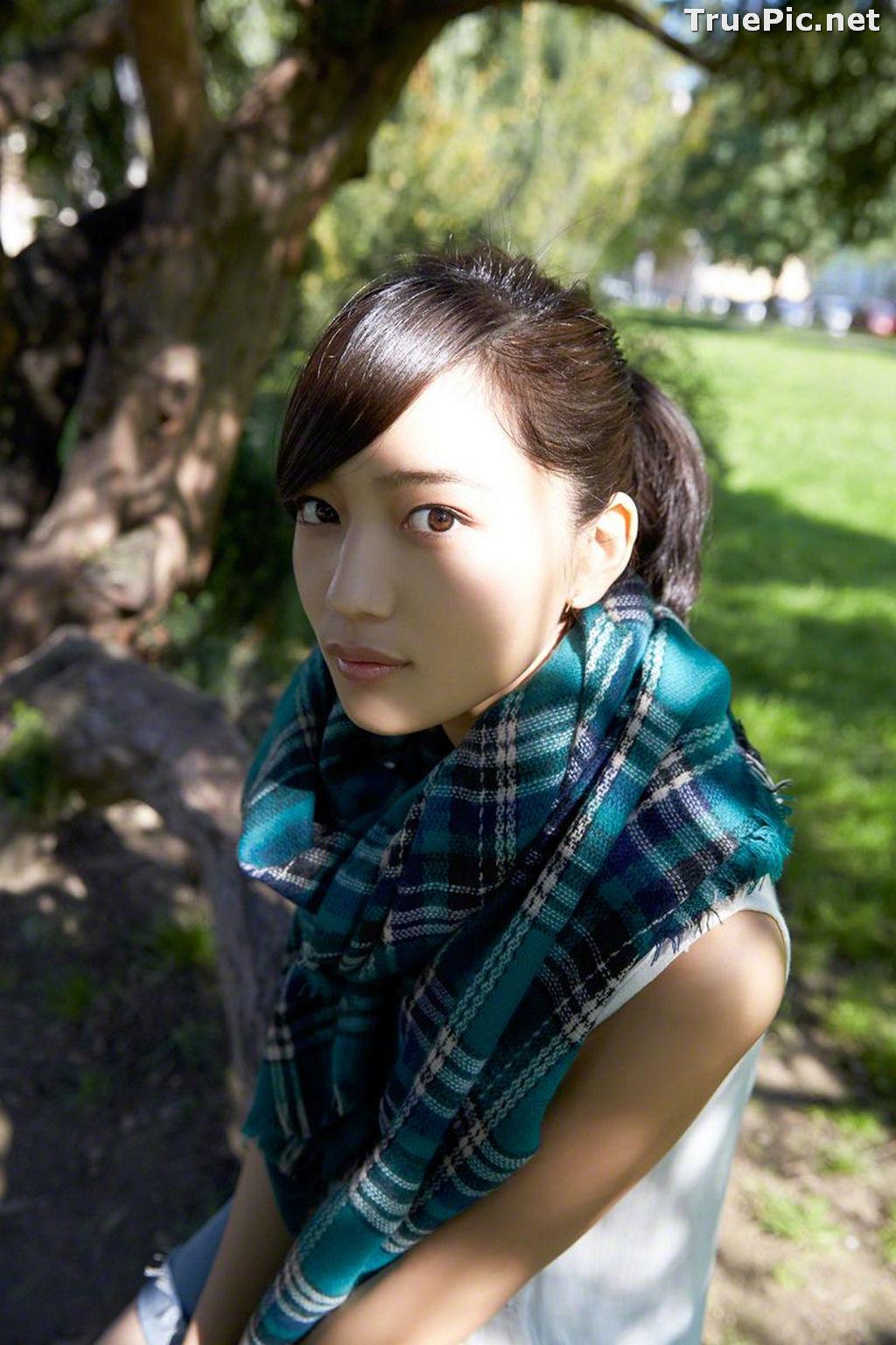 Image Wanibooks No.132 - Japanese Actress and Gravure Idol - Haruna Kawaguchi - TruePic.net - Picture-4