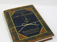 30 Pelajaran Dari Buku The Last Lecture