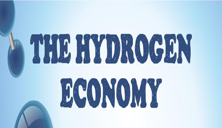 The Hydrogen Economy #Infographic