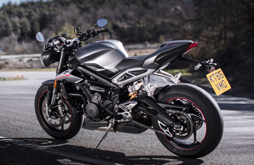 Triumph Street Triple RS 765 2017