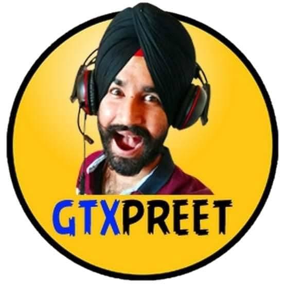 Gtx Preet PUBG