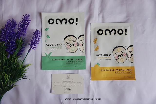 Masker Omo Vitamin C Aloe Vera