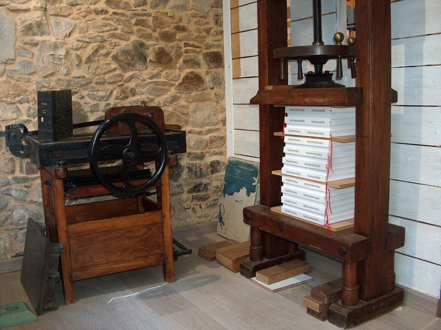 Bien-aimé Imprimerie d'art henry des Abbayes: LA RELIURE GX88