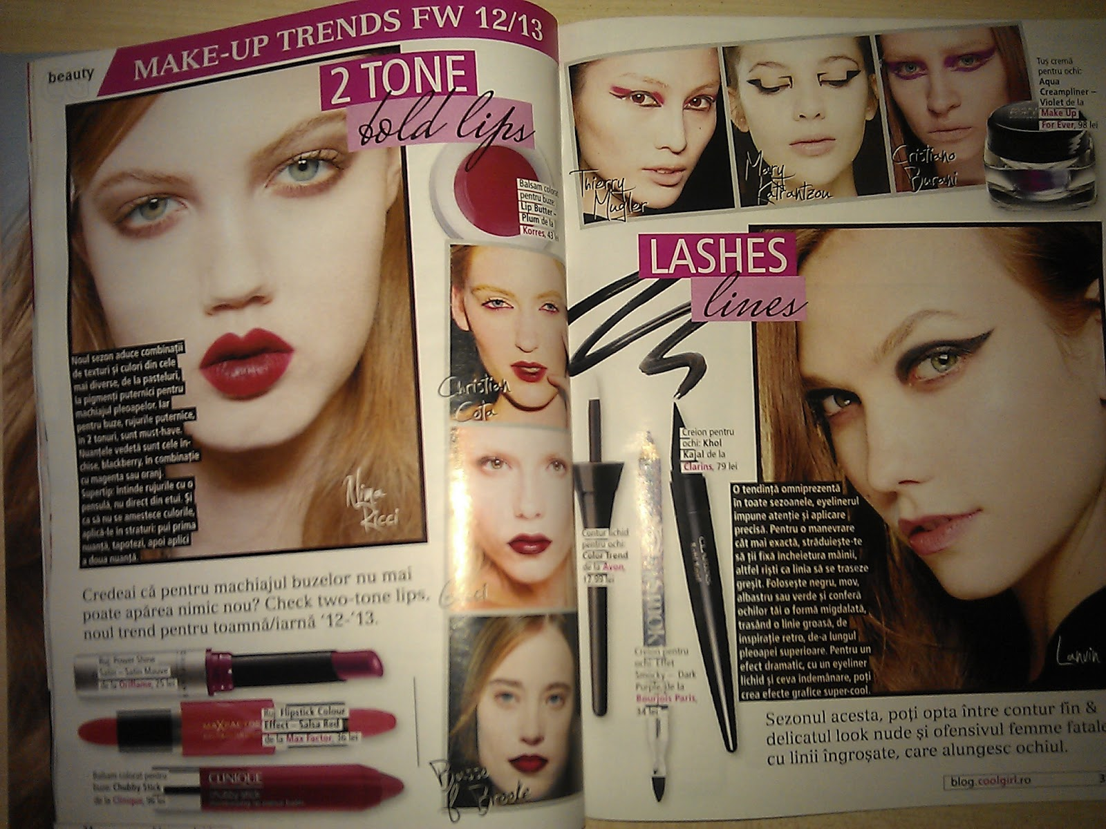 Despre Machiajul La Adolescenta Beautybarometer