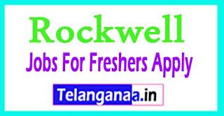 Rockwell Recruitment 2017 Jobs For Freshers Apply