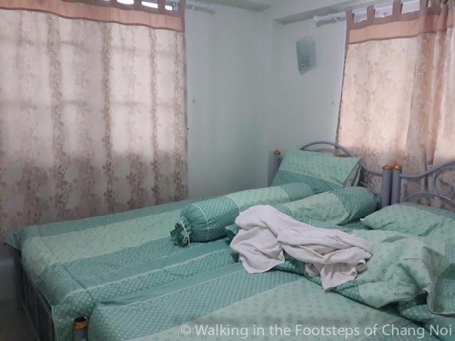 Staying at the Baan Nam Rim Resort in Uttaradit