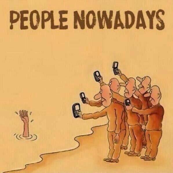 Günümüzde İnsanlar