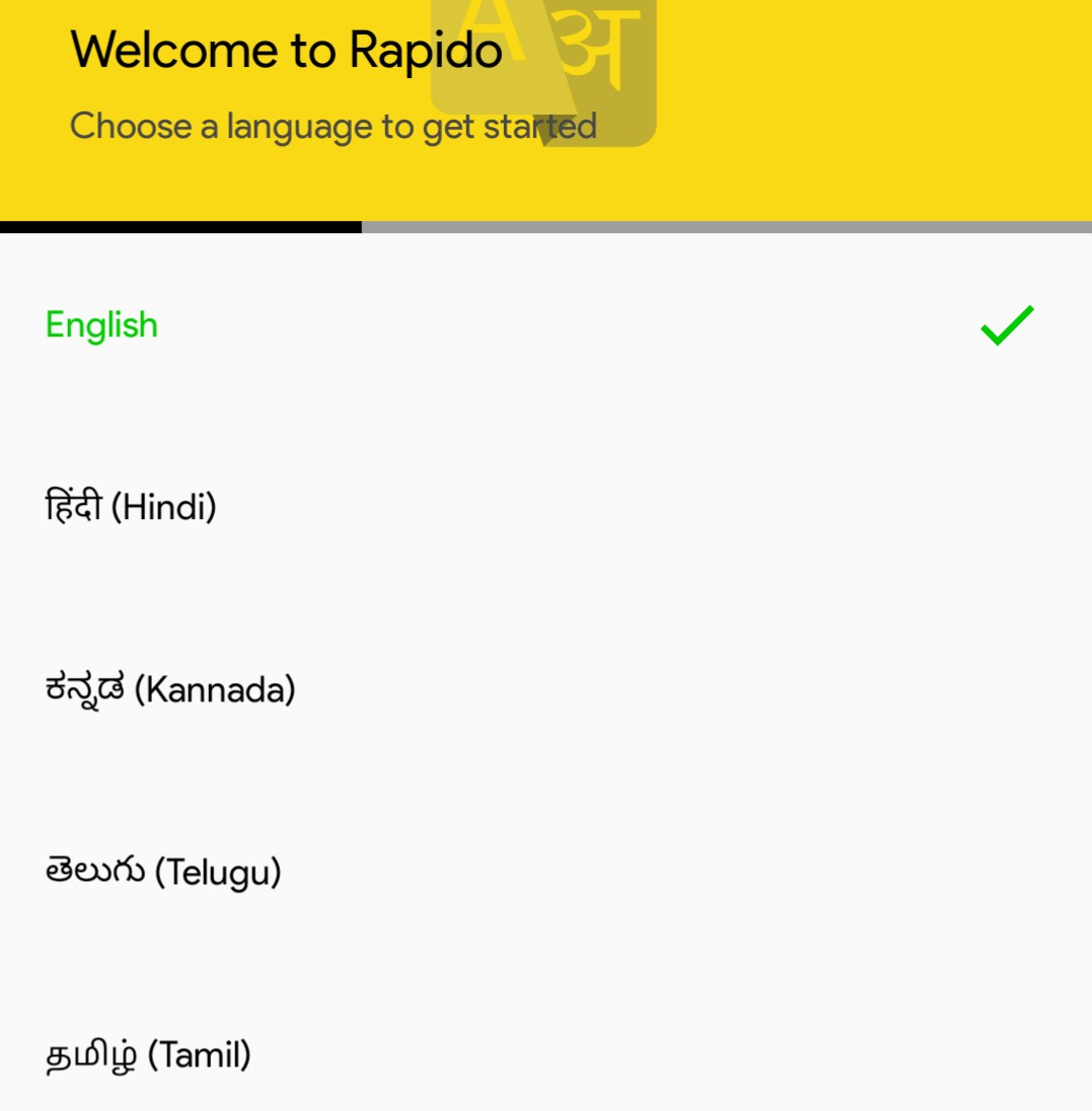 Rapido App – SignUp ₹20 + Refer Earn ₹20 | First Ride Free