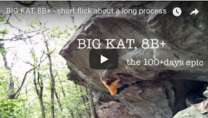 VIDEO - BIG KAT, 8B+, Chironico