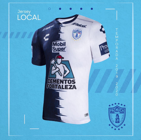 maglie calcio online 2020: Magliette Calcio Pachuca 2019 2020
