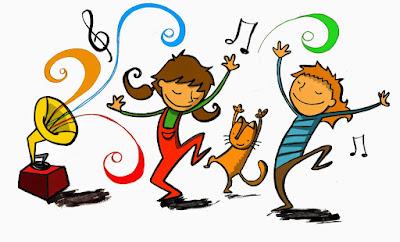 Resultat d'imatges de nens ballant